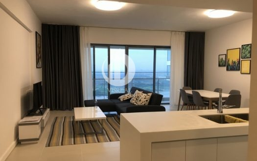 Gateway Thao Dien Apartments - A comfortable living in a comfortable apartment and romantic river view.