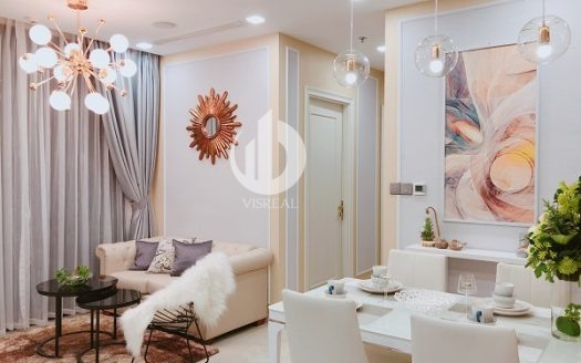 Vinhomes Golden River Apartment - Gorgeous decor, Living in nice space