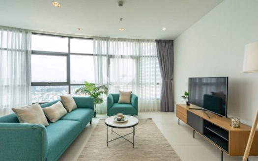 City Garden Apartment – Living in elegant apartment, luxury and spacious
