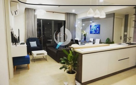 Masteri Thao Dien Apartments - Bring a feeling of spacious living space, cool, 90sqm.