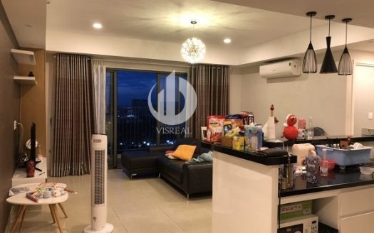 Masteri Thao Dien Apartment - Very Cool, Modern funiture, 3 bedrooms.