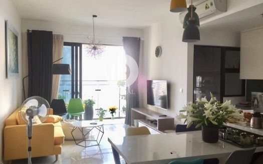 Estella Heights Apartment - A cute, warm apartment with lots of green trees in the heart of Saigon.
