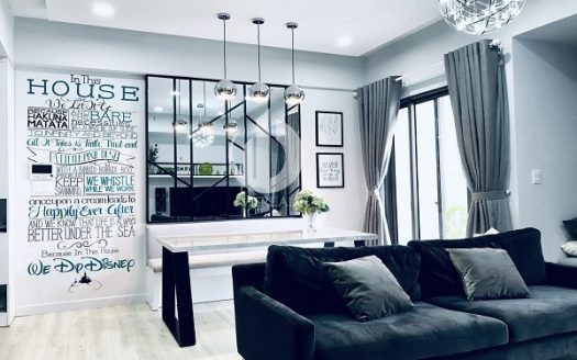 Masteri Thao Dien Apartment -Ggorgeous Decor,Bring luxury for you.