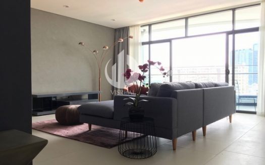 City Garden Apartment - 3 Bedrooms, Modern & Spacious