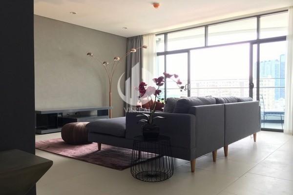 City Garden Apartment - 3 Bedrooms, Modern & Spacious