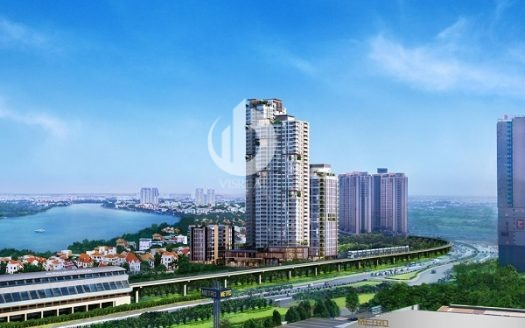 Gateway Thao Dien Apartment - A new symbol of luxury real estate.