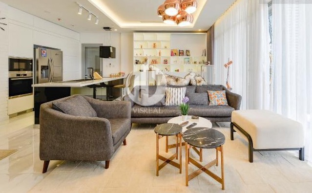 Vinhomes Central Park Apartment – Very Nice, A peaceful life.