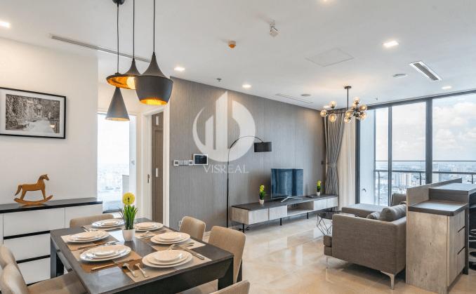 Vinhomes Golden River Apartment - Interior design very nice