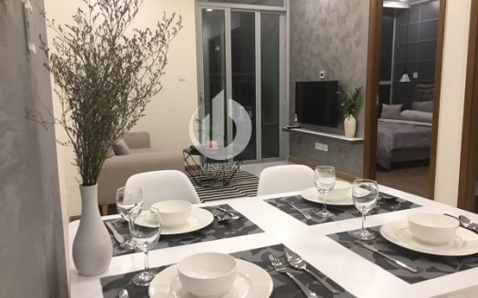 Vinhomes Central Park Apartment –Apartment is very modern, comfortable, suitable for people living alone or young couple.