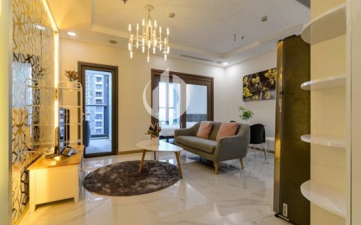 Vinhomes Central Park Apartment – Class life in the tallest building in Vietnam.