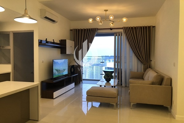 Estella Heights Apartment - Full living facilities, City View, Cool Space.