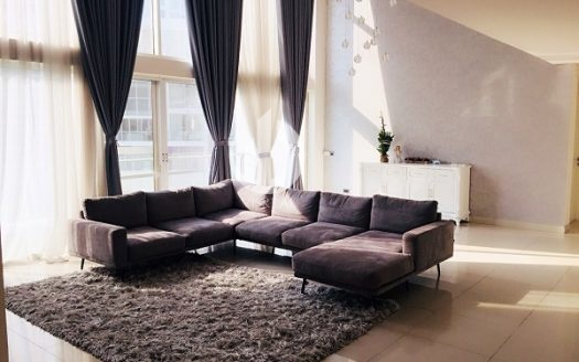 Beautifully designed apartment at Estella Apartment, Spacious, 252sqm.