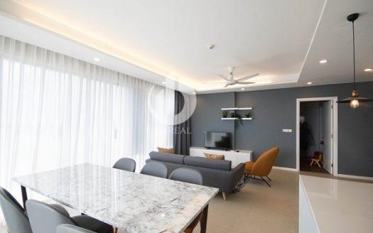 Diamond Island Apartment –Designed in an upmarket style