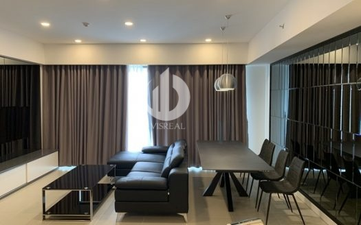 Gateway Thao Dien Apartments – High Floor, Spacious and cool.