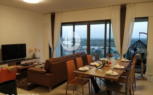 Gateway Thao Dien Apartments –Spacious apartment with nice view.