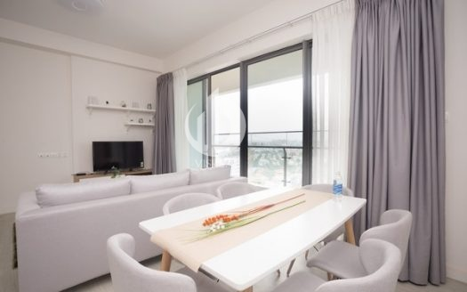 Gateway Thao Dien Apartments – The apartment is carefully cared for in living space design.