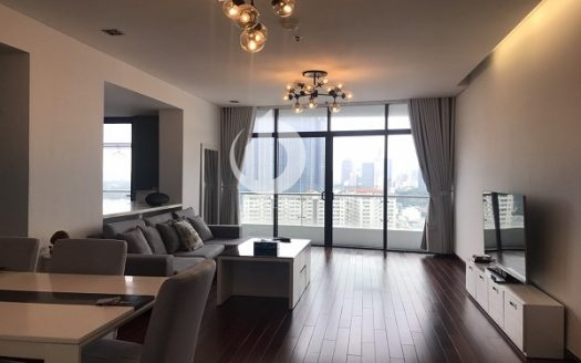 Spacious Apartment with 145sqm for rent in City Garden Apartment