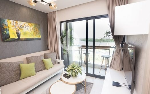 New City Apartment - The project is upmarket in the heart of Saigon