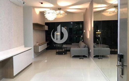 Ascent Thao Dien Apartment - The apartment gives you a beautiful view of the city...