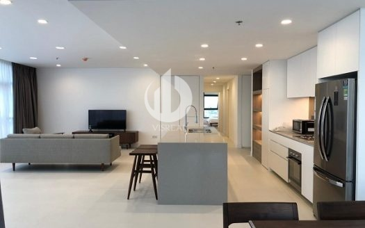 City Garden Apartment – designed to build green landscapes and high-class amenities.