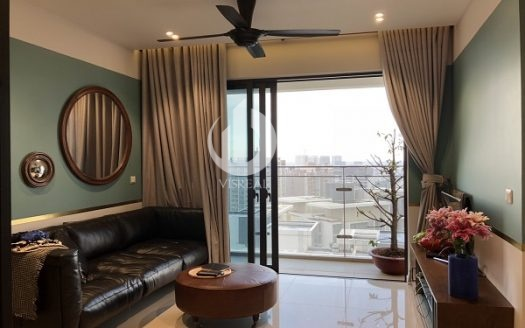 Estella Heights Apartment – Apartment with fully furnished, city view.