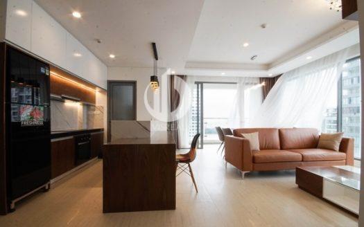 Diamond Island Apartment –Fresh green space, Full of utility.