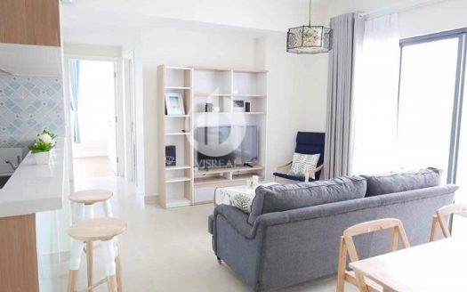 MasteriThao Dien Apartment-full furnished two bedrooms with beautiful design.