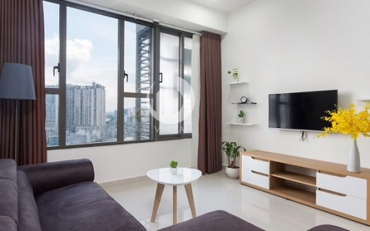 Tresor Apartment – Two bedrooms with nice design, city view.