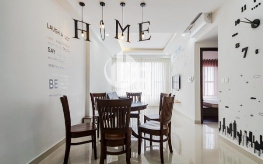 Tresor Apartment – 2 bedrooms apartment with a youthful style design.
