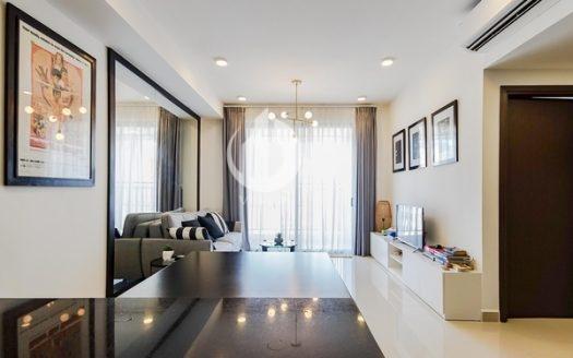 Tresor Apartment – Nice interior design two bedrooms apartment.