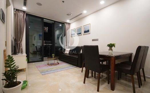 Vinhomes Golden River Apartment – Nice design two bedrooms in Aqua 3 Tower.