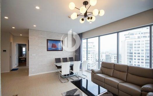 Diamond Island Apartment –24th floor, Nice apartment 3 beds.