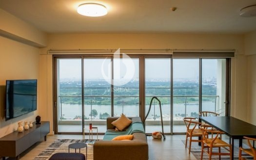 Gateway Thao Dien Apartments –Elegantly creates a spacious feeling.