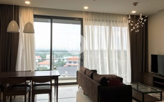 Nassim Thao Dien Apartment – 3 bedrooms with amazing view