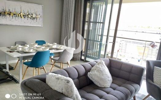 Gateway Thao Dien Apartments – Cozy two bedrooms in 15th Floor.