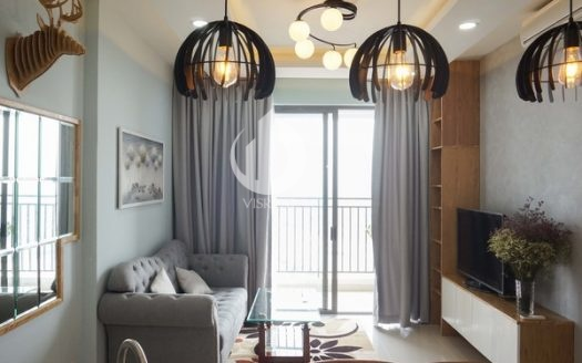 Tresor Apartment – Two bedrooms at high floor with beautiful fully furnished.