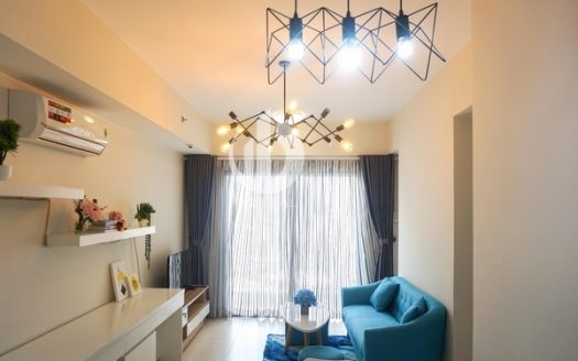 MasteriThao Dien Apartment- Nice interior, two bedrooms with good price.