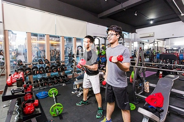 The most prestigious and quality gyms in Ho Chi Minh City ( 2 )