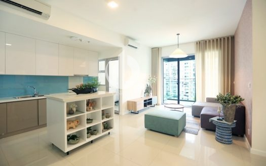 Estella Heights Apartment – Smart design, 2 bedrooms with nice furniture.