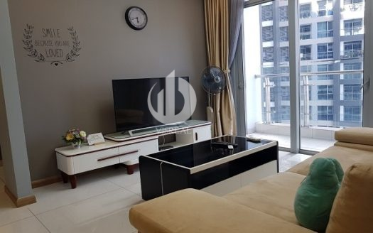 Vinhomes Central Park Apartment – 2 bedrooms with river view.