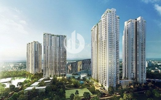 Which apartment projects does Thao Dien District 2 have?