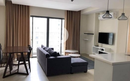 Masteri Thao Dien Apartment -  Modern 2 bedrooms, bring a cozy space for the family.