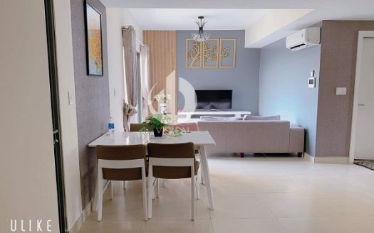 Masteri Thao Dien Apartment -  Flat colors, youthful, cute decoration.