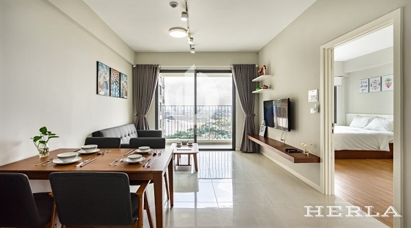 Masteri An Phu Apartment - Bring peaceful space in the heart of the city.