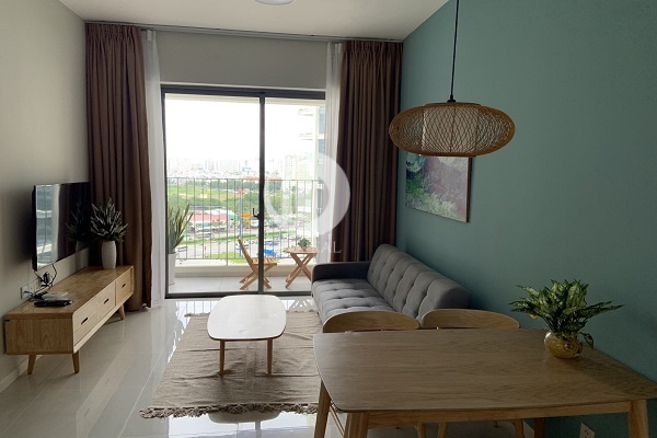 Masteri An Phu Apartment - Suitable for people living alone or young spouses.