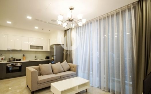 Vinhomes Golden River Apartment – Fully furnished, can move in immediately.