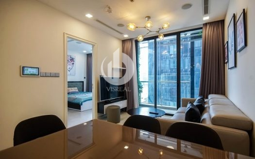 Vinhomes Golden River Apartment – Aqua Tower 2, river view, fully furnished.