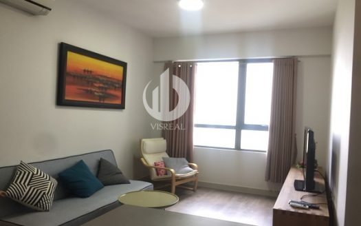 MasteriThao Dien Apartment- The design is simple but fully furnished.