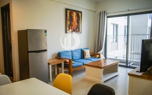 MasteriThao Dien Apartment-Spacious living space on the 31st floor.