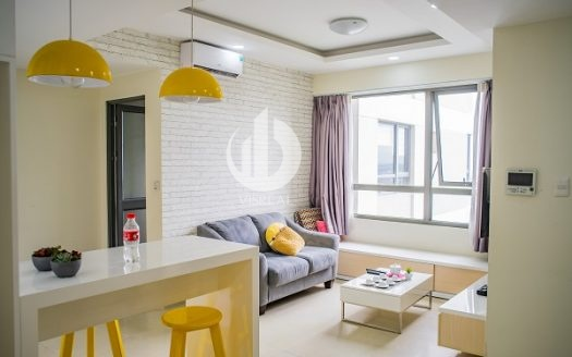 MasteriThao Dien Apartment-Designed in the style of Urban Chic to bring personality beauty.